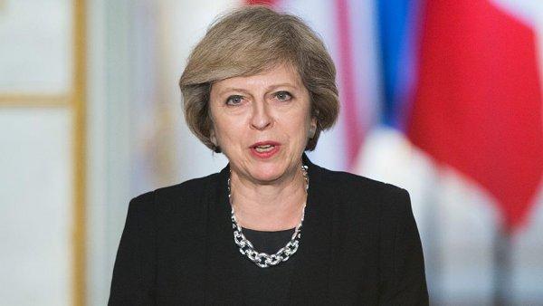 Theresa May: Suriye rejimine Dur demek gerekiyordu