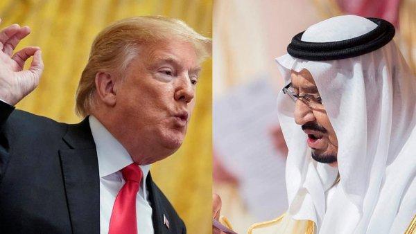 Trump: Cemal Kaşıkçı kesin ölmüşe benziyor sonuçları ağır olacak