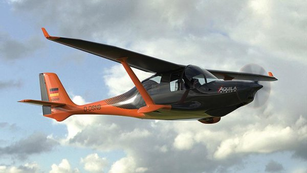 Türk Kartalı en mükemmel uçak tasarımı ödülünü aldı