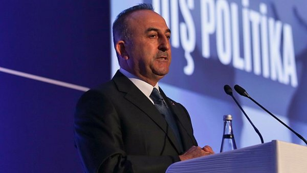 Turkey expects US solidarity on terrorist YPG FETO: FM