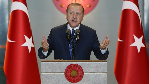 Turkey to fight Islamophobia xenophobia Erdogan vows