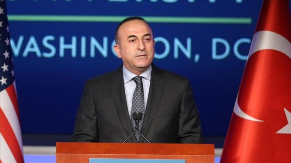 Turkish FM to attend presidential inauguration of Trump