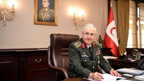 Turkish US army chiefs meet in Washington