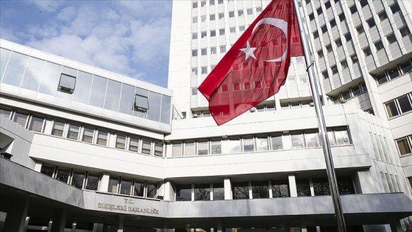 Türkiye den ABD nin insan hakları raporuna tepki