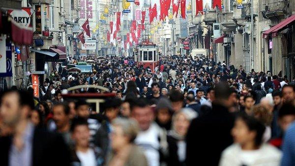 Türkiye nin 2017 nüfusu açıklandı