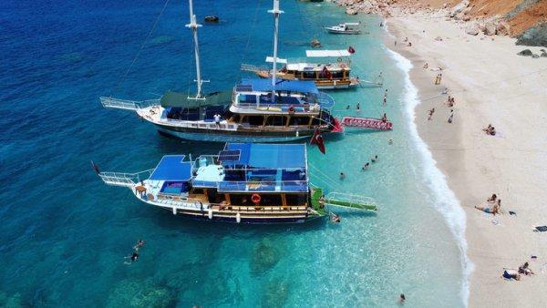 Türkiye nin Maldivler i: Suluada