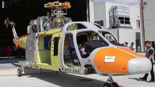 Türkiye nin özgün helikopteri uçuşa gün sayıyor