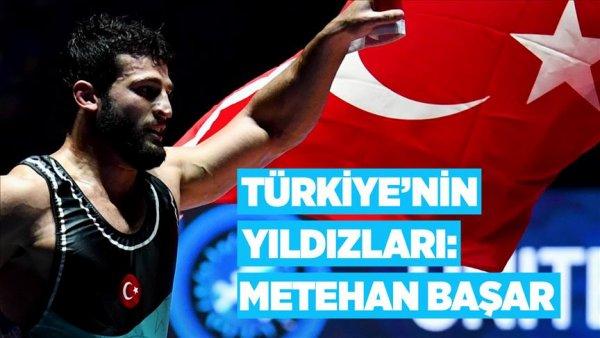Türkiye nin Yıldızları : Metehan Başar