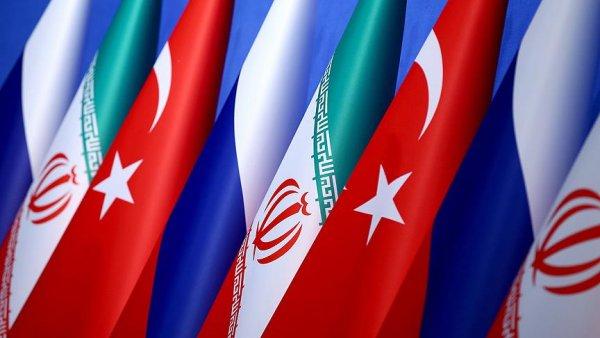 Türkiye Rusya ve İran Cenevre de Suriye konulu toplantı yapacak