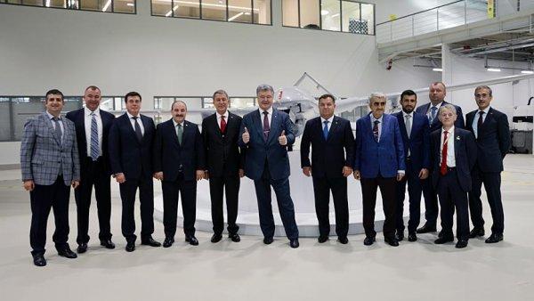 Ukrayna Türkiye den İHA alıyor