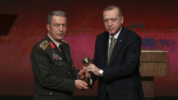 Uluslararası İyilik Ödülleri kapsamında Vefa Ödülü TSK ya verildi