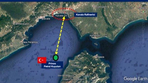 Ümit Yalım: Yunanistan Türk petrolünü çalıyor