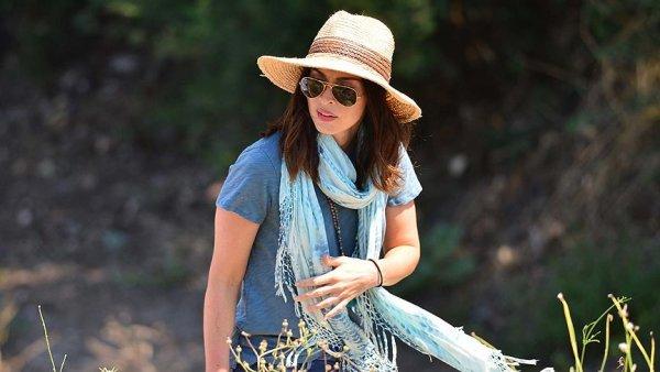 Ünlü oyuncu Megan Fox Çanakkale de