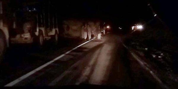 Van da askeri araç devrildi 3 asker yaralı
