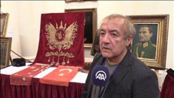 Victoria Parlamentosu nda Türk Tarihi Sergisi