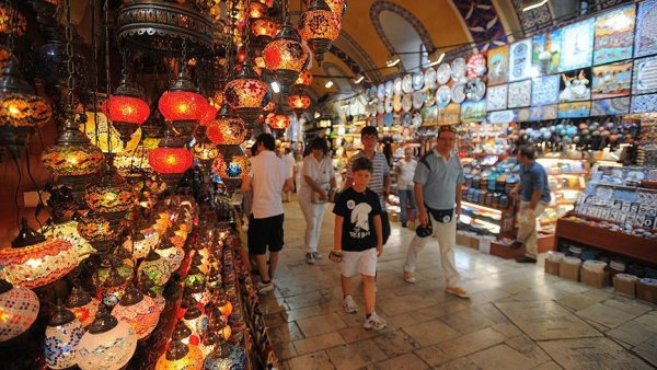 Yabancı ziyaretçiler geçen yıl 1 4 milyar liralık alışveriş yaptı