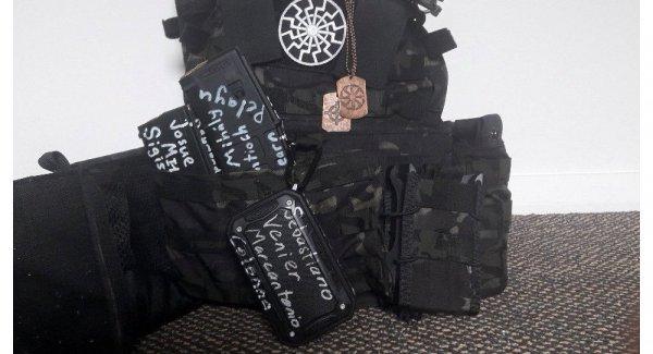 Yeni Zelanda saldırılarında kullanılan silahtaki mesajlar