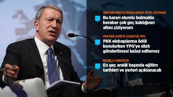 YPG nin PKK dan hiçbir farkı yok