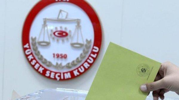 YSK ilçe seçim kurulu başkanı hakimler için HSK yı adres gösterdi