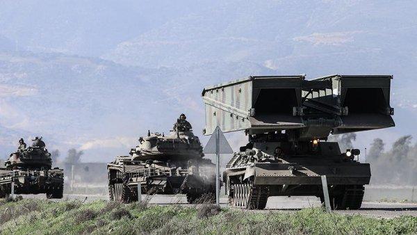 Zeytin Dalı Harekatı nda 3444 terörist etkisiz hale getirildi