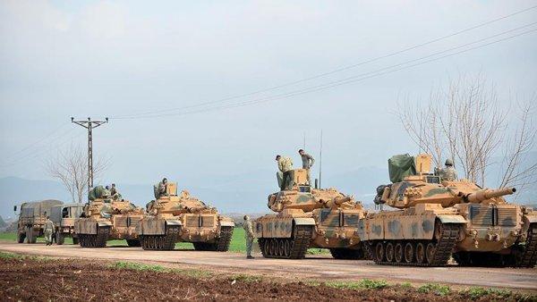 Zeytin Dalı Harekatı nda bin 485 terörist etkisiz hale getirildi
