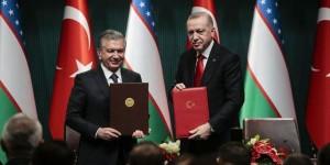Türkiye ve Özbekistan ın çalışmaları tarihe yepyeni sayfalar