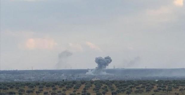 İdlib de stratejik önemdeki Neyrab köyünde çatışmalar sürüyor