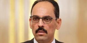 Cumhurbaşkanlığı Sözcüsü İbrahim Kalın dan EVDE KAL mesajı