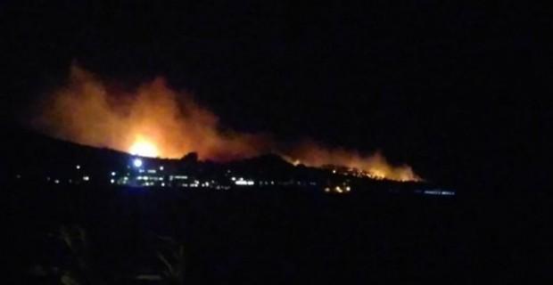 Balıkesir deki orman yangını kontrol altına alındı