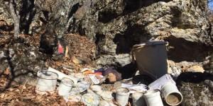 Eren 7 Mercan Munzur Operasyonu: 2 sığınak imha edildi
