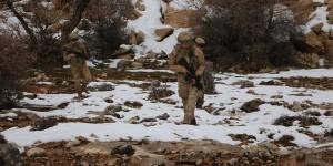 Eren 11 Sehi Ormanları Operasyonu başlatıldı