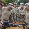 ABD askerleri Gaziantep te