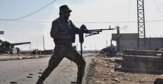 Barış Pınarı Harekatı nda 611 YPG PKK lı terörist etkisiz hale getirildi