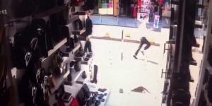 İstanbul da Rus ve Gürcüler arasında susturuculu silahlarla çatışma