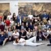 Özel Fransız sanat okulunda büyük skandal