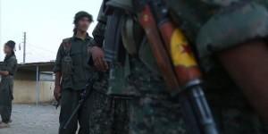 YPG PKK lılar terör örgütü DEAŞ mensuplarını serbest bıraktı